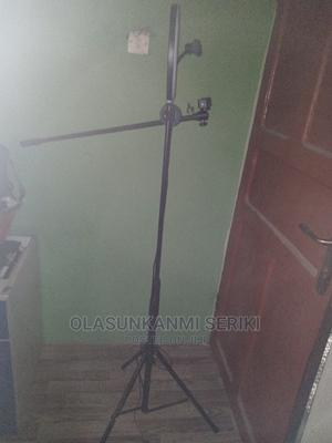 Ring Light and Tripod | Accessories & Supplies for Electronics for sale in Lagos State, Ogudu