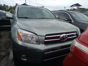 Toyota RAV4 2008 Limited Green   Cars for sale in Lagos State, Apapa