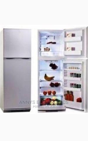 Midea Double Door Refrigerator HD333F 252 Liters | Kitchen Appliances for sale in Abuja (FCT) State, Wuse