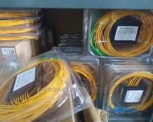 Fiber Splitter 1X16 Sc/Upc, SPLITS 1 FIBER CABLE TO 16 | Computer Accessories  for sale in Lagos State, Ikeja