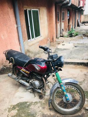 Bajaj Boxer 2015 Black   Motorcycles & Scooters for sale in Imo State, Owerri