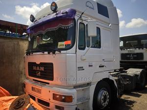 Man Diesel Double Cabin Trailer Head   Trucks & Trailers for sale in Lagos State, Apapa