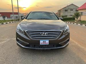 Hyundai Sonata 2015 Brown | Cars for sale in Abuja (FCT) State, Wuse 2
