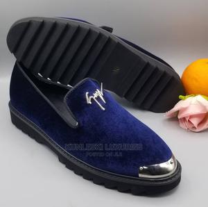 Original Zanotti Suede Loafers Shoe | Shoes for sale in Lagos State, Surulere