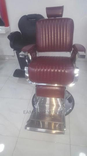 Salon Chair With Base   Salon Equipment for sale in Lagos State, Surulere