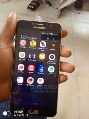Samsung Galaxy C7 64 GB Silver | Mobile Phones for sale in Imo State, Owerri
