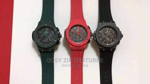 Hublot Rubber | Watches for sale in Lagos State, Amuwo-Odofin