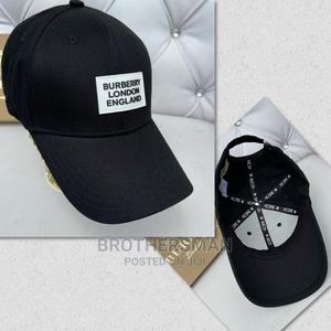 Burberry Luxury Facecap | Clothing Accessories for sale in Lagos State, Surulere