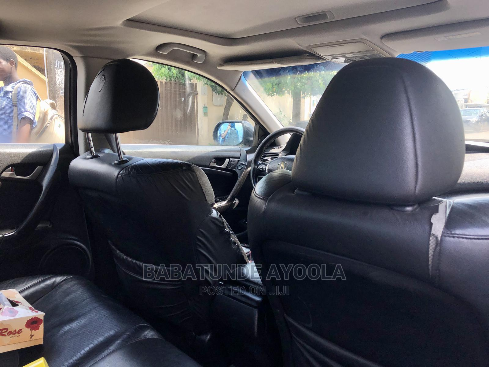 Acura TSX 2009 Automatic Black   Cars for sale in Surulere, Lagos State, Nigeria