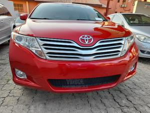 Toyota Venza 2010 V6 Red | Cars for sale in Lagos State, Ikeja