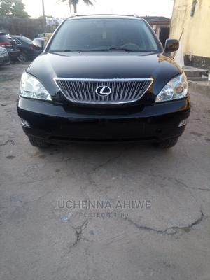 Lexus RX 2007 350 Black | Cars for sale in Lagos State, Surulere