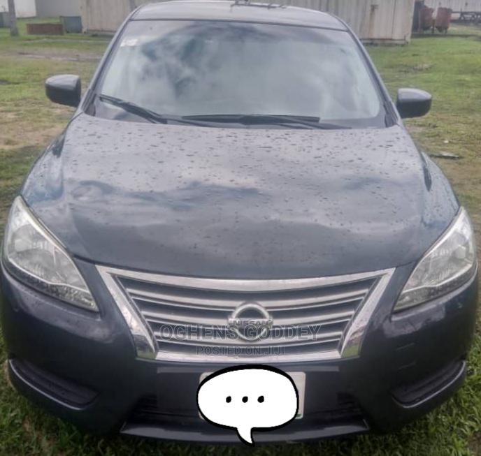 Nissan Sentra 2014 Blue   Cars for sale in Port-Harcourt, Rivers State, Nigeria