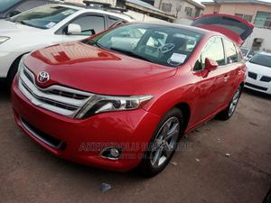 Toyota Venza 2014 Red | Cars for sale in Lagos State, Isolo