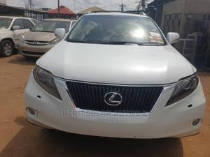 Lexus RX 2010 350 White | Cars for sale in Lagos State, Ojodu