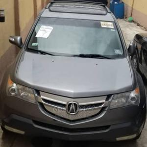 Acura MDX 2008 SUV 4dr AWD (3.7 6cyl 5A) Gray | Cars for sale in Lagos State, Ogba