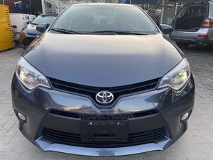 Toyota Corolla 2014 Gray | Cars for sale in Lagos State, Lekki