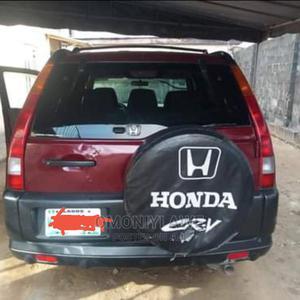 Honda CR-V 2004 EX 4WD Automatic | Cars for sale in Lagos State, Ifako-Ijaiye