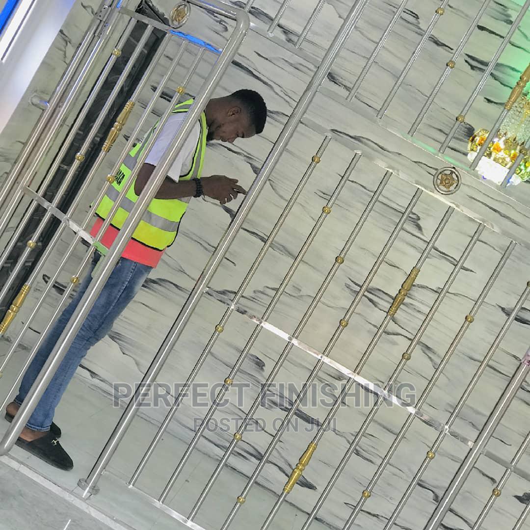 Archive: Stainless Door Burglary