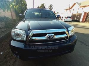 Toyota 4-Runner 2006 Limited 4x4 V8 Blue | Cars for sale in Lagos State, Ogba