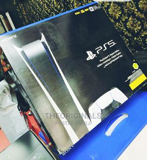 Playstation 5 Ps5 Digital Edition (Disc Free Version) | Video Game Consoles for sale in Lagos State, Ikeja