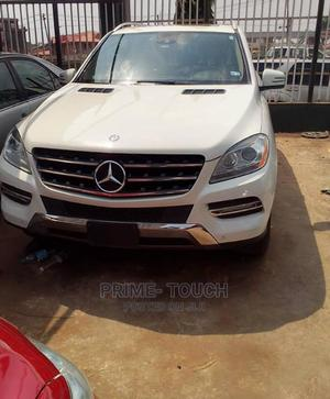 Mercedes-Benz M Class 2012 ML 350 BlueTEC 4Matic White   Cars for sale in Lagos State, Surulere