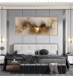 Abstract Canvas Painting Wall Art   Home Accessories for sale in Lagos State, Ikoyi
