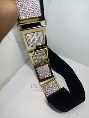 Glittering Ladies Belt   Clothing Accessories for sale in Lagos State, Ojodu