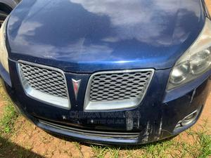 Pontiac Vibe 2009 1.8L Blue   Cars for sale in Lagos State, Ikeja