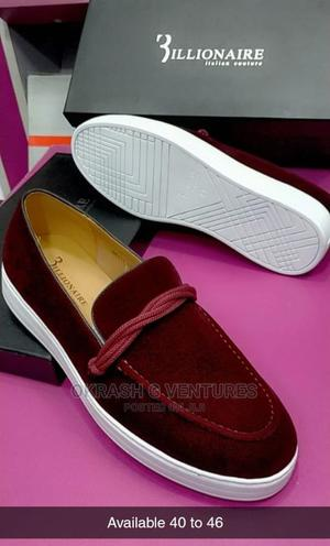 Billionaire Suede Shoe for Men's | Shoes for sale in Lagos State, Lagos Island (Eko)