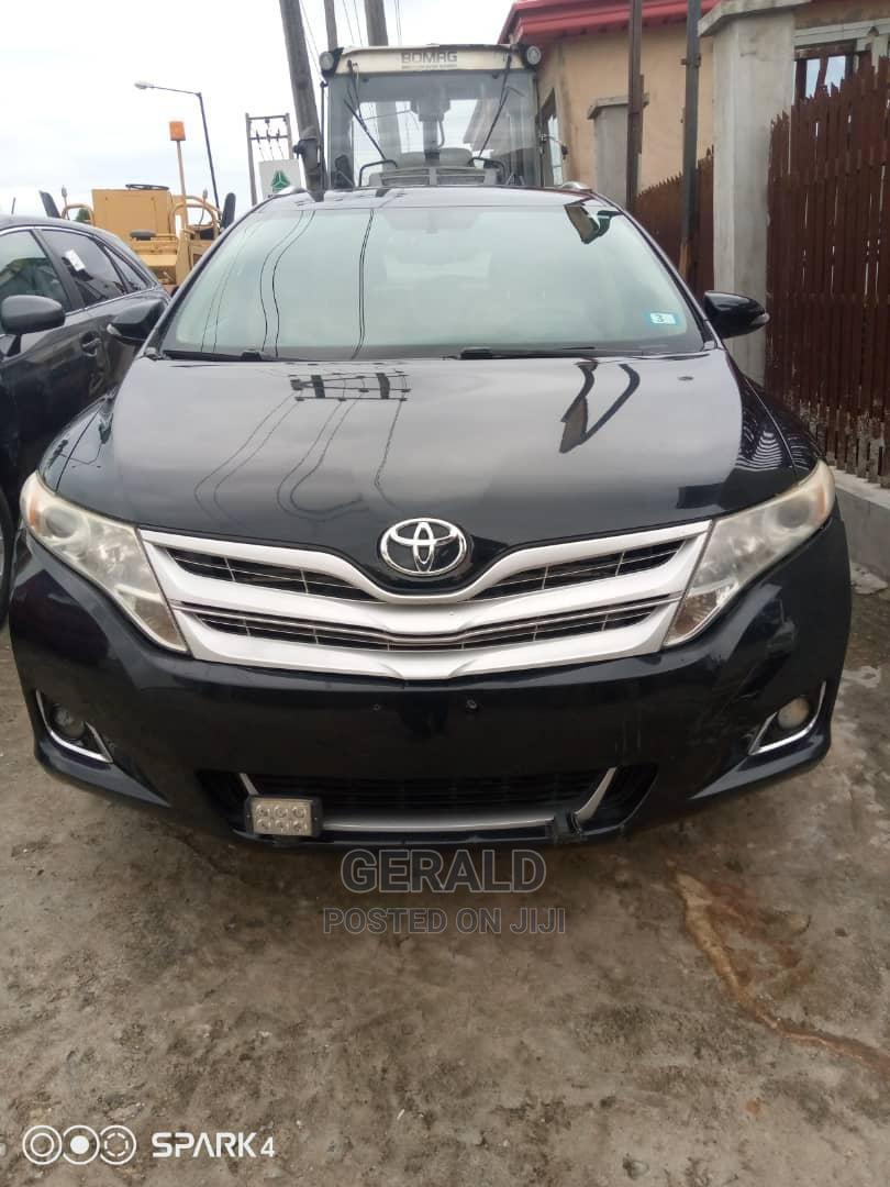 Toyota Venza 2013 LE AWD Black