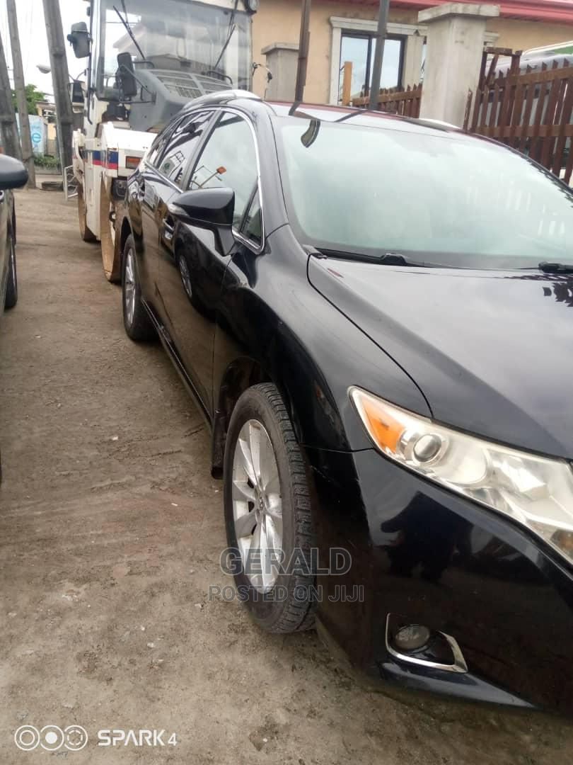Toyota Venza 2013 LE AWD Black | Cars for sale in Surulere, Lagos State, Nigeria