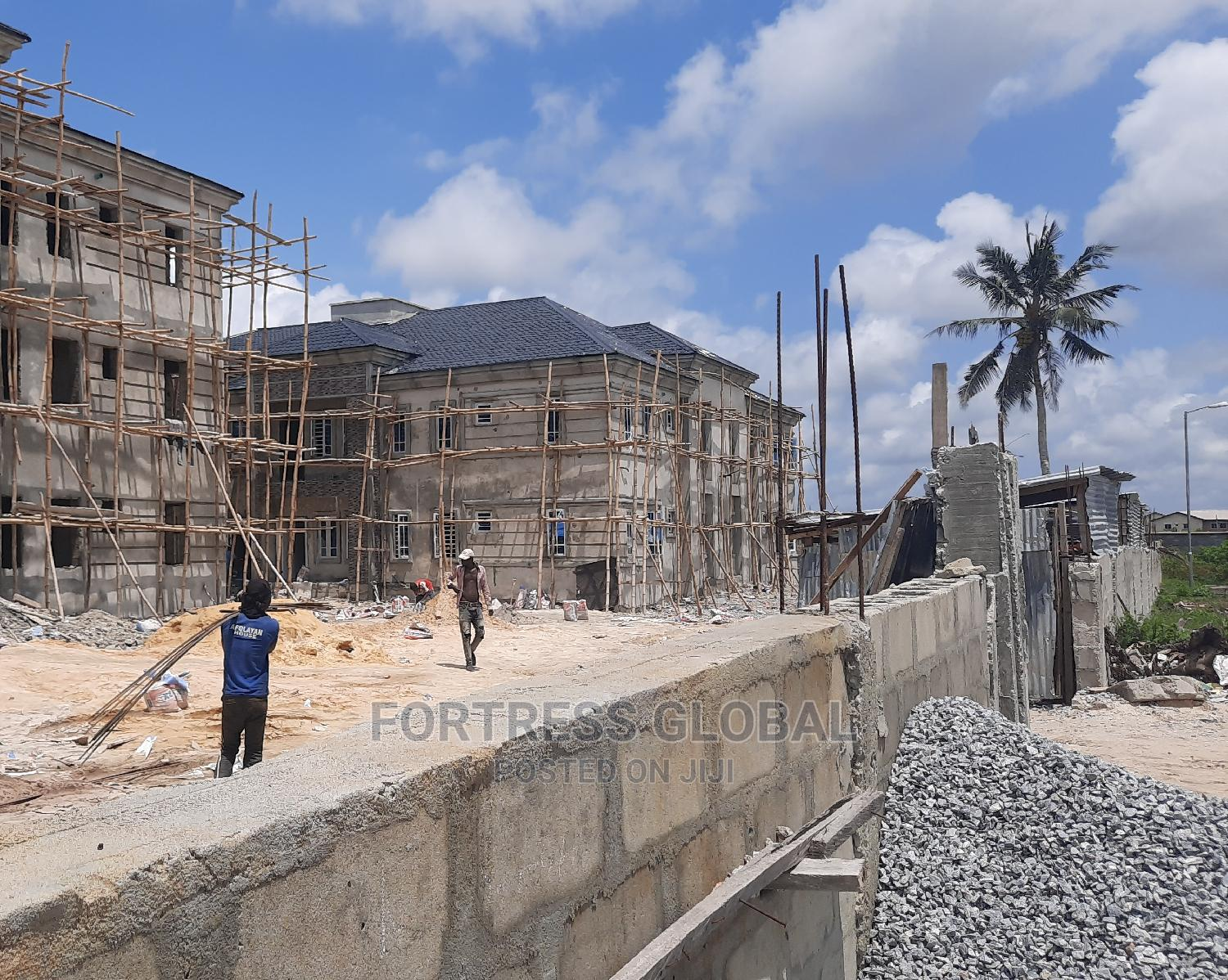 Luxurious 3 Bedroom Terrace Duplex With BQ for Sale in Abijo | Houses & Apartments For Sale for sale in Lekki, Lagos State, Nigeria