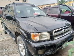 Nissan Pathfinder 2001 Automatic Black | Cars for sale in Lagos State, Ajah