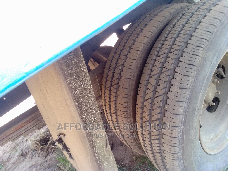 Archive: Tokunbo Mercedes Fakka Truck