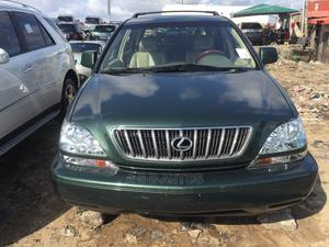 Lexus RX 2003 Green | Cars for sale in Lagos State, Amuwo-Odofin