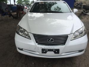 Lexus ES 2009 350 White | Cars for sale in Lagos State, Amuwo-Odofin