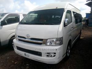 Toyota Hiace Bus 2015 Normal Hand   Buses & Microbuses for sale in Lagos State, Apapa