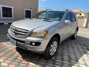 Mercedes-Benz M Class 2010 ML 350 4Matic Silver | Cars for sale in Lagos State, Ajah