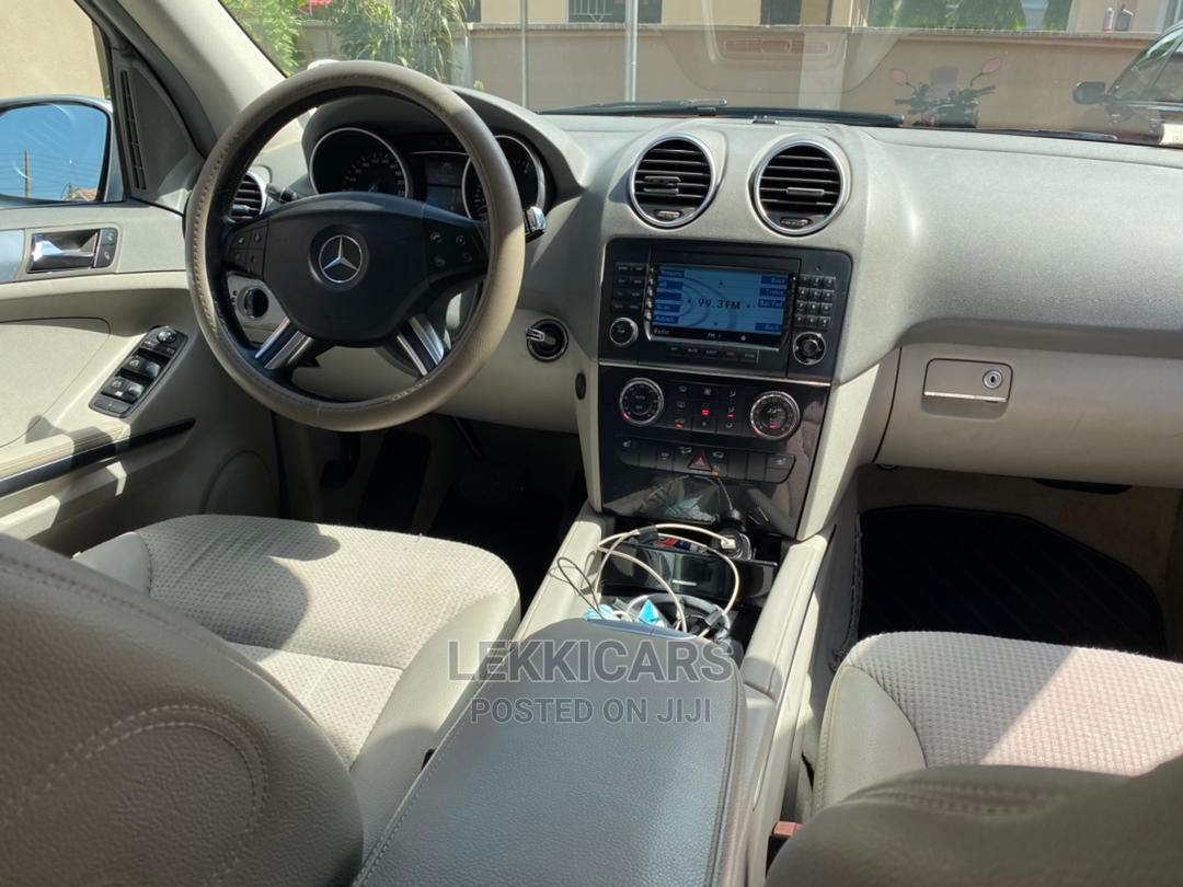 Mercedes-Benz M Class 2010 ML 350 4Matic Silver | Cars for sale in Ajah, Lagos State, Nigeria
