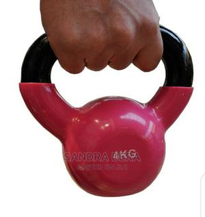 4kg Kettle Bell | Sports Equipment for sale in Lagos State, Ipaja