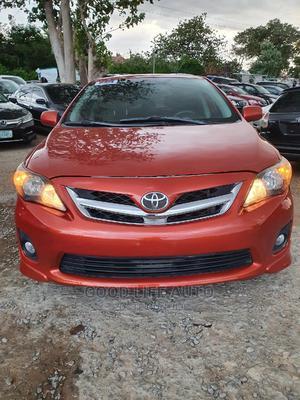 Toyota Corolla 2013 Orange   Cars for sale in Abuja (FCT) State, Gwarinpa