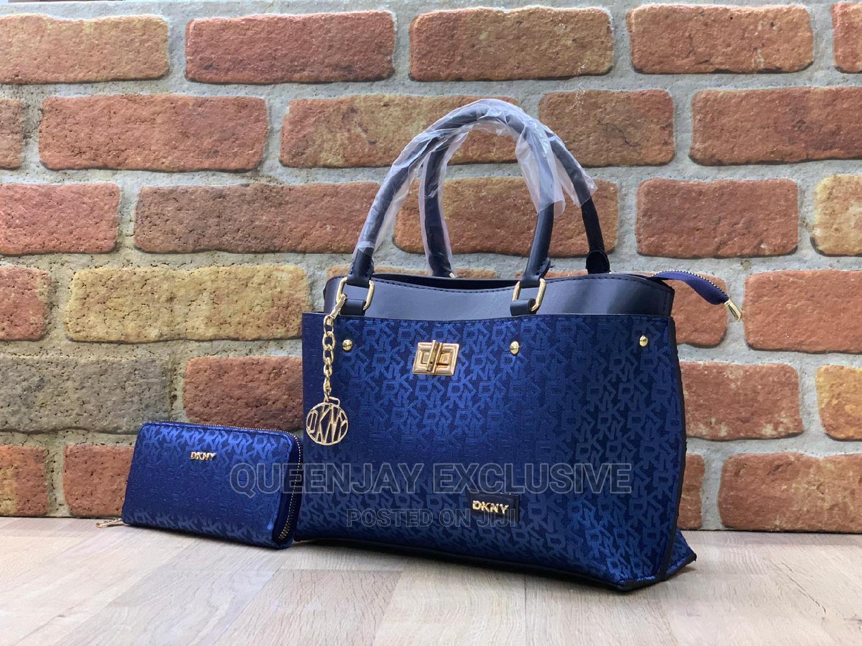 DKNY Handbags With Purse