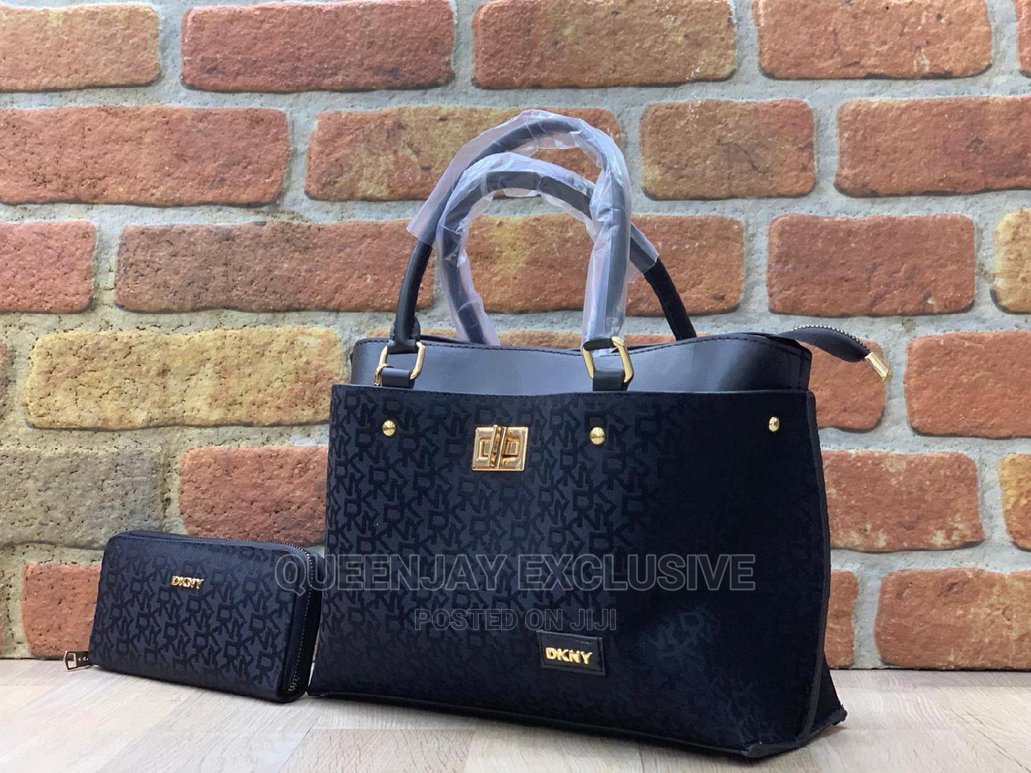 DKNY Handbags With Purse  | Bags for sale in Yaba, Lagos State, Nigeria