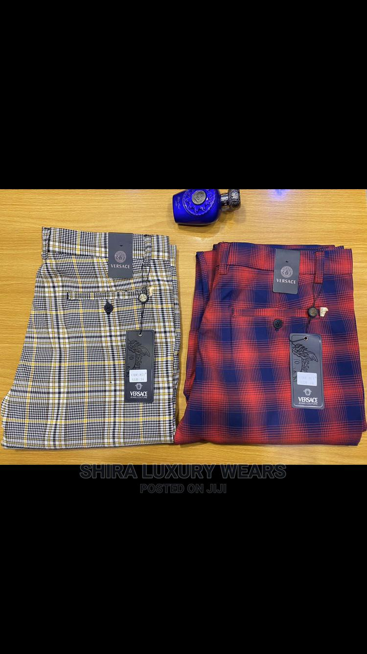 Versace Trouser | Clothing for sale in Kubwa, Abuja (FCT) State, Nigeria