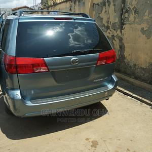 Toyota Sienna 2005 Green | Cars for sale in Lagos State, Ikeja