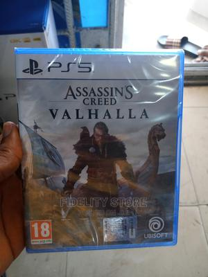 Playstation 5 Assassins Creed Valhalla   Video Games for sale in Lagos State, Ikeja