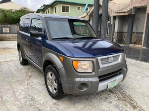 Honda Element 2003 EX 4x4 Brown | Cars for sale in Lagos State, Ajah