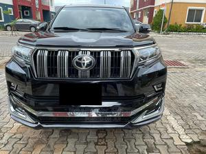 Toyota Land Cruiser Prado 2011 GX Black | Cars for sale in Lagos State, Lekki