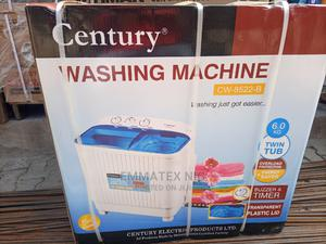 Washing Machine Century 6kg Cw- 8522   Home Appliances for sale in Lagos State, Surulere