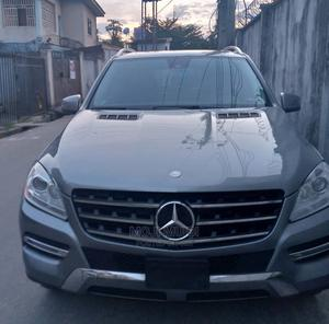 Mercedes-Benz M Class 2014 Gray | Cars for sale in Rivers State, Port-Harcourt